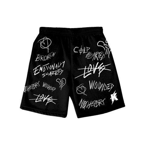 Mood Shorts BLACK
