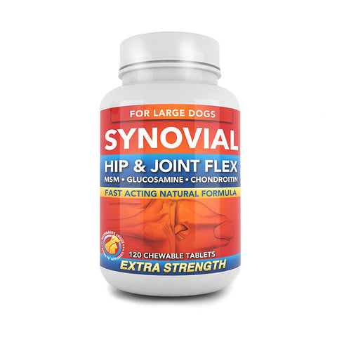 One Bottle of Synovial | Hip & Joint Flex