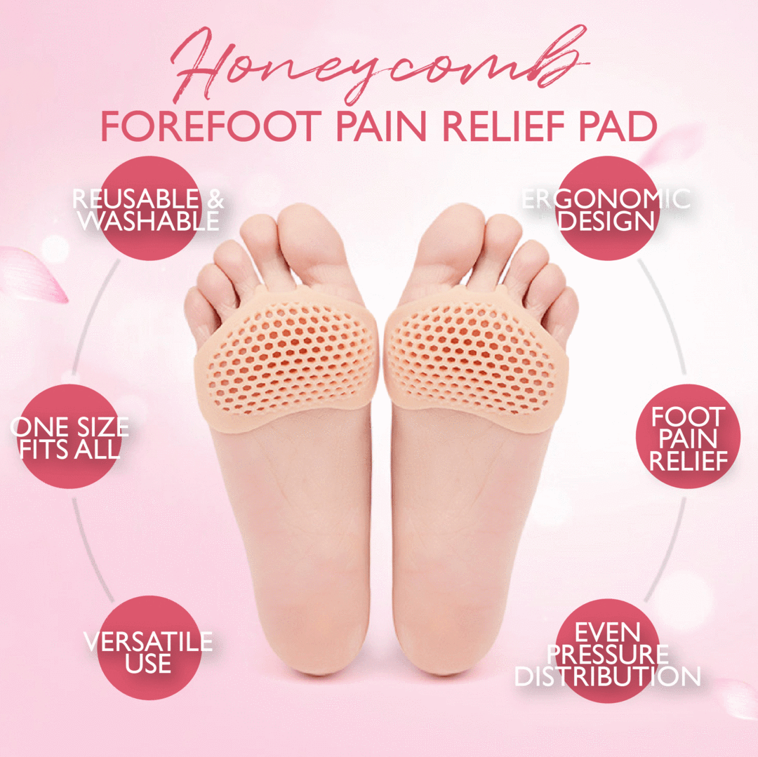 ComfyFeet™ HoneyComb Pain Relief Pads
