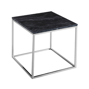 Ice End Table, 50x50x50 cm