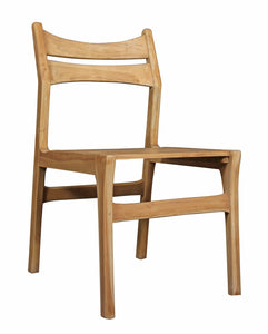 As-is, Keiven Dining Chair, 45x61x85 cm. Display Piece