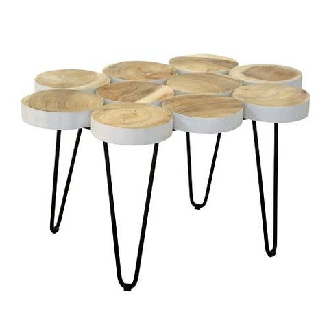 As-is, Twig Side Table, 81x56xH45 cm, Display Piece