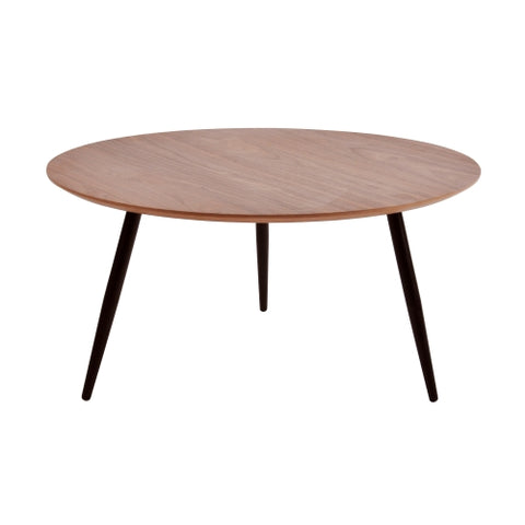 Slaney II Coffee Table,D80x40 cm