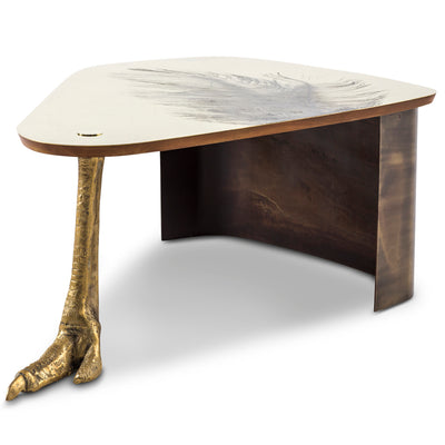 Ostrich Foot Coffee Table