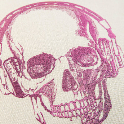 Skull Scatter Cushion