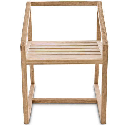 Little Miss Fat Open Dining Chair