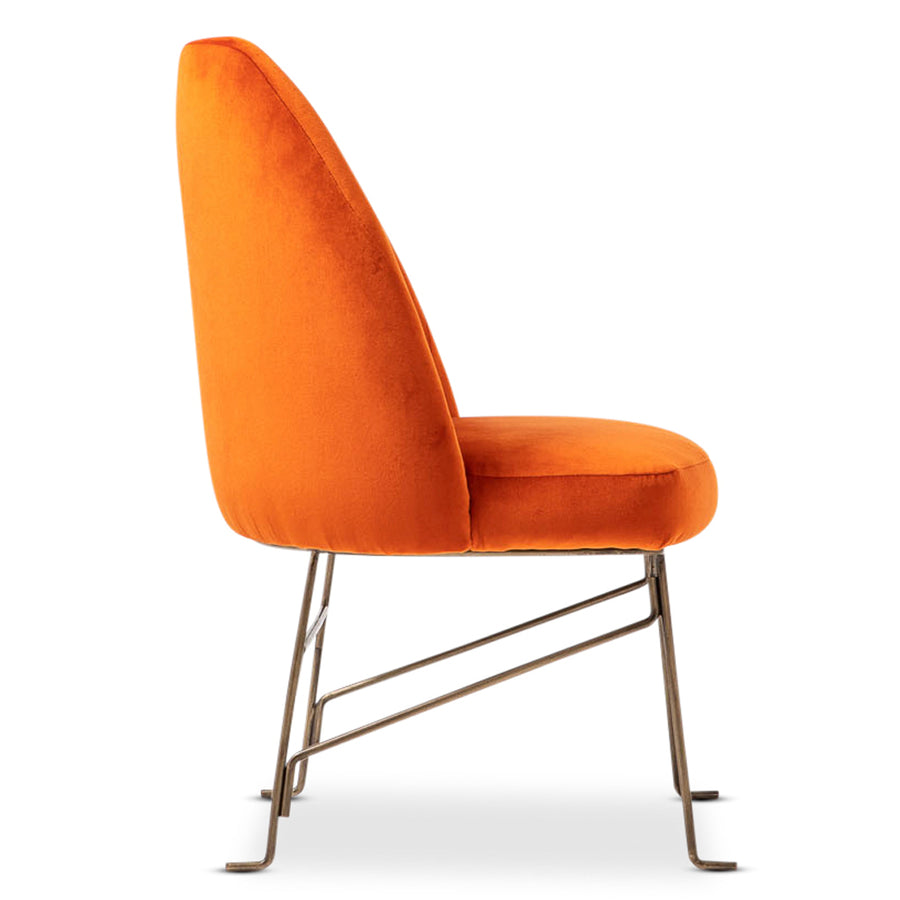 Plantation Tangerine Dining Chair