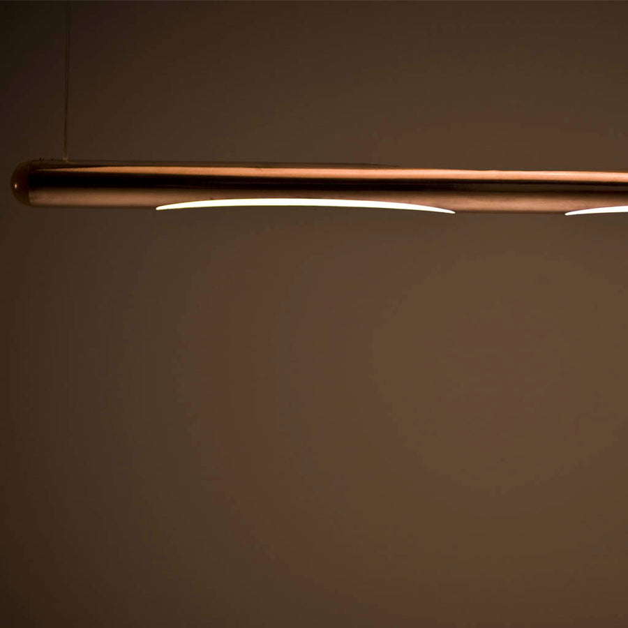 Copper Tube Light