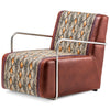 Smoking Anaconda Lounge Chair