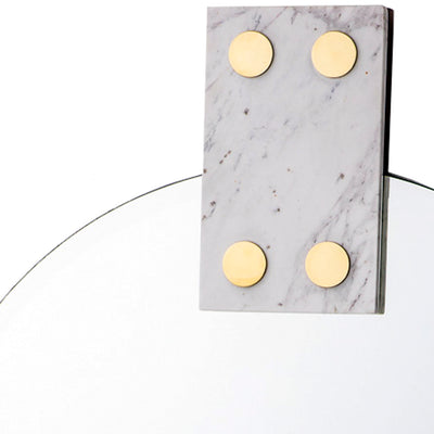 Marble Patch Round