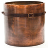 Antique Copper Belted Planter 600d