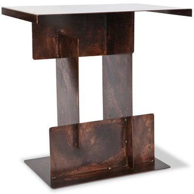 Puzzle Side Table