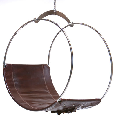 Swing Chair Leather