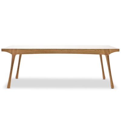 Little Miss Fat Rectangular Dining Table
