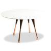 Little Miss Fat Marble Dining Table