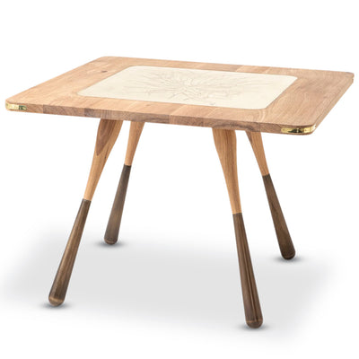 Little Miss Fat Safari Engraved Dining Table