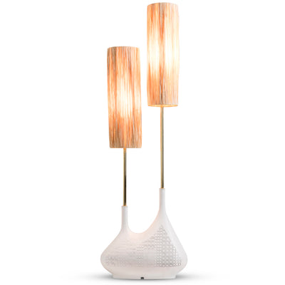 Pod Double Table Lamp