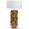 Rosette Table Lamp