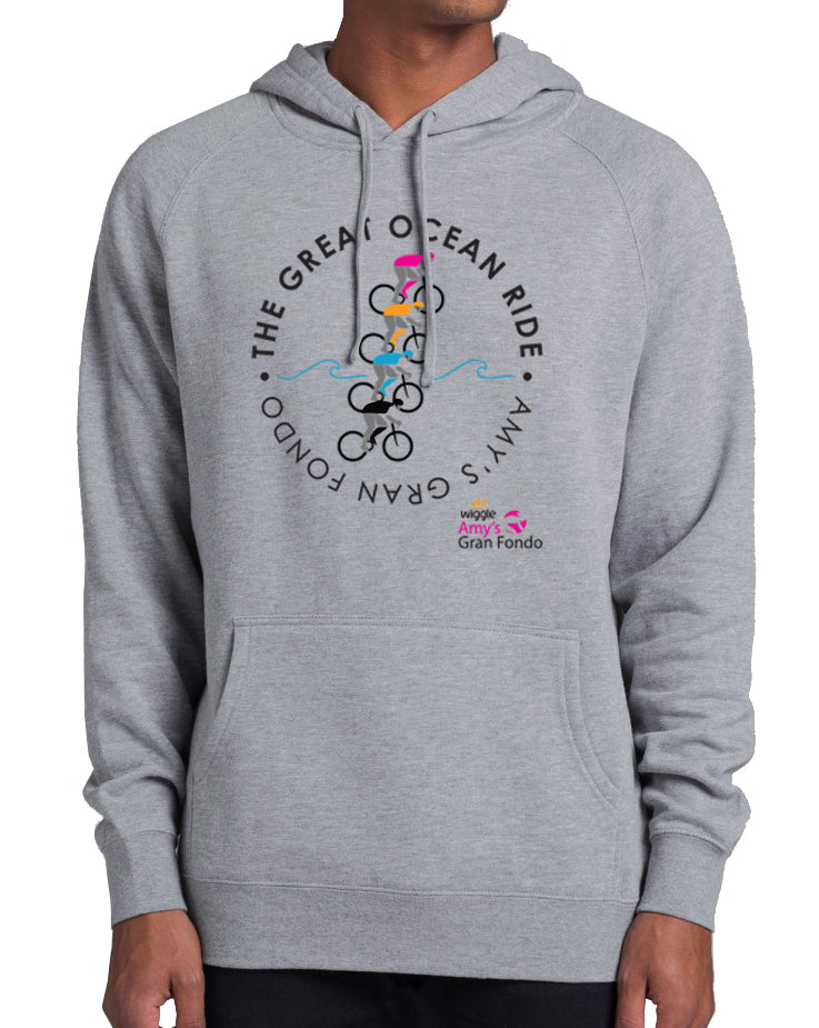 Men's AGF Great Ocean Ride Hoodie