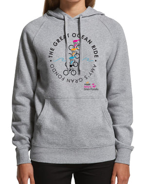 Women's AGF Great Ocean Ride Hoodie