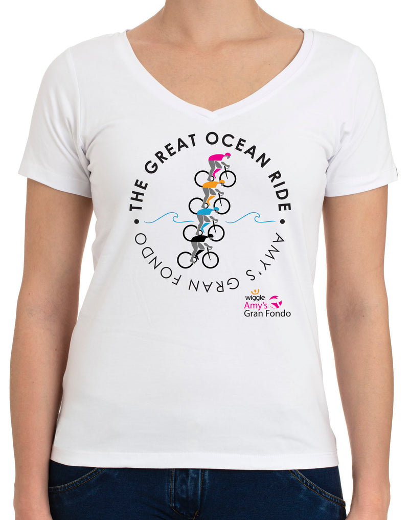 Women's AGF Great Ocean Ride T-Shirt