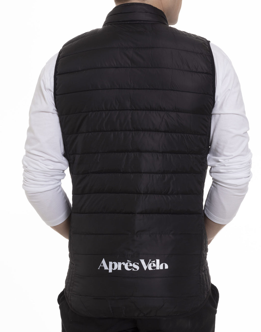 Cycliste Puffer Vest