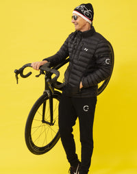 Cycliste Puffer Jacket