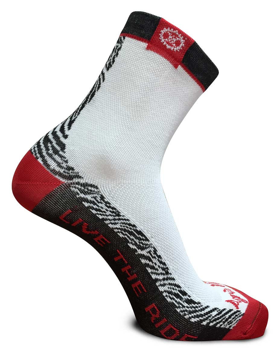 Earn Your Stripes Compression Sock