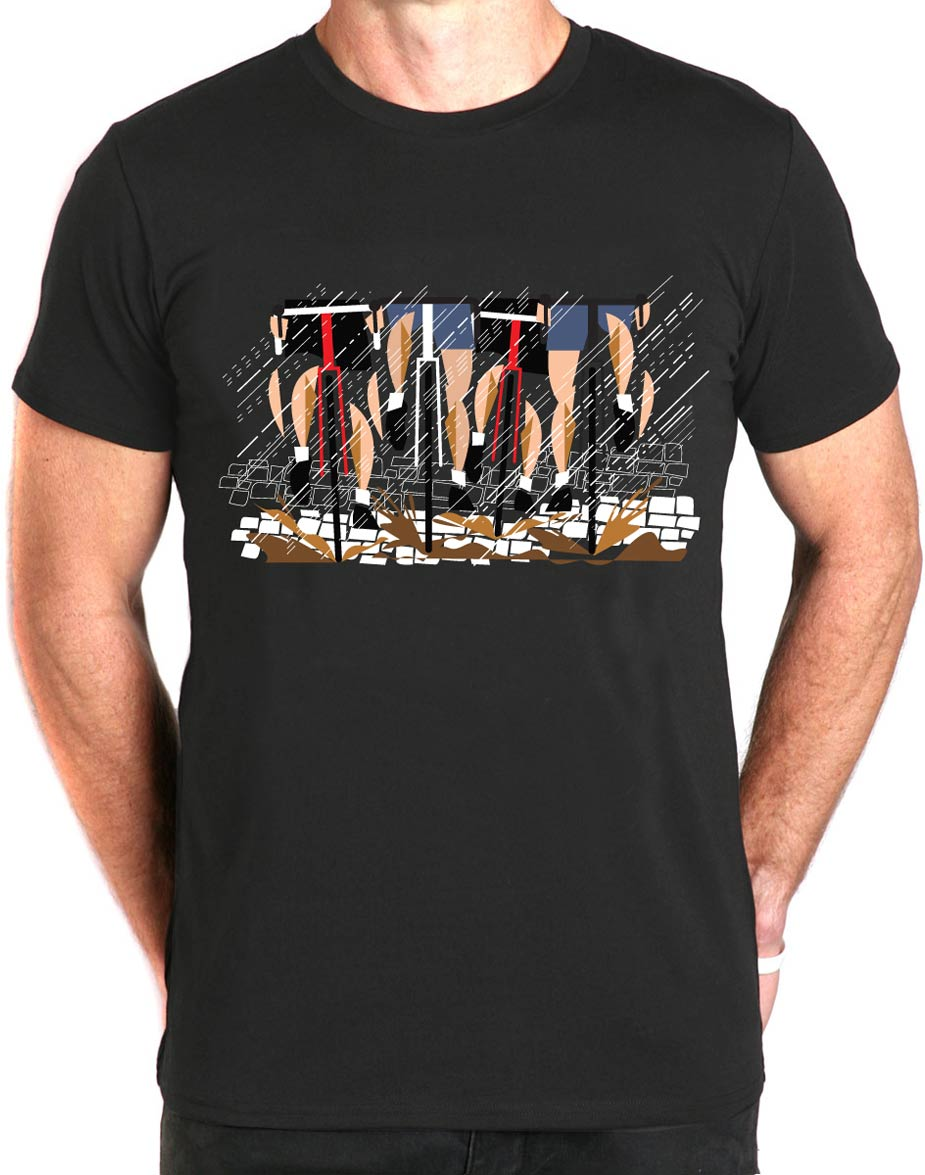 Paris Roubaix T-Shirt