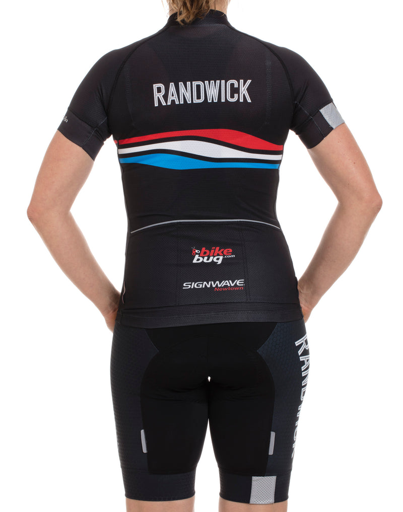 Randwick Short Sleeve Jersey Club Cut
