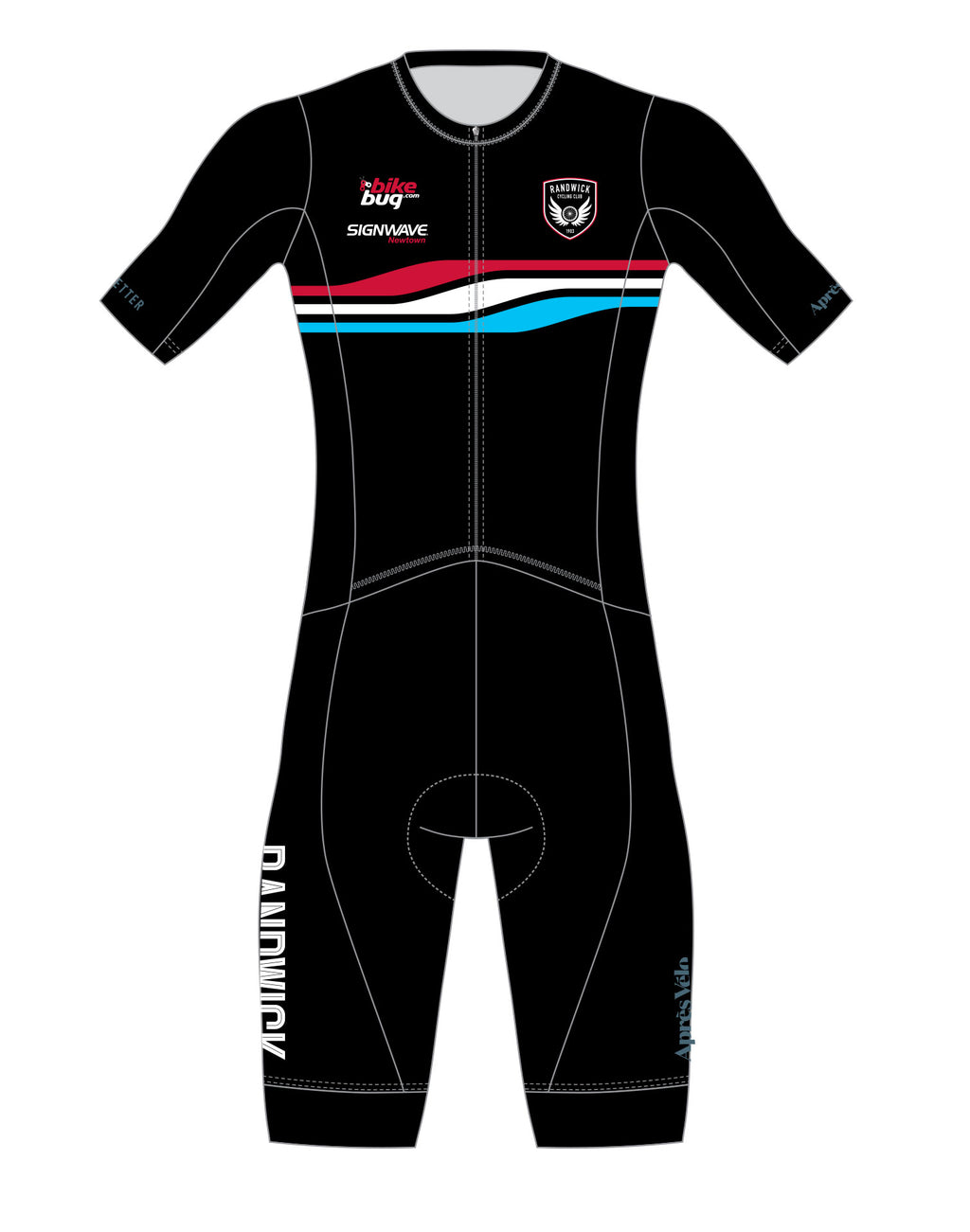 Randwick Speedsuit
