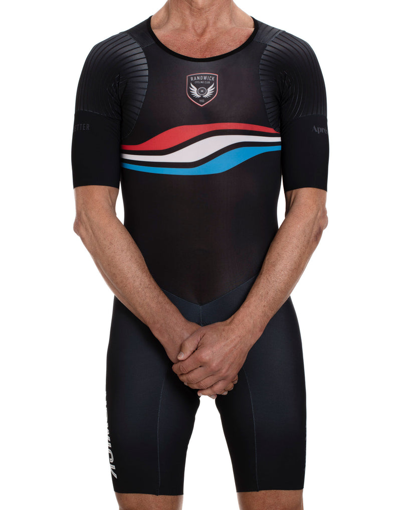 Randwick Short Sleeve TT Skinsuit