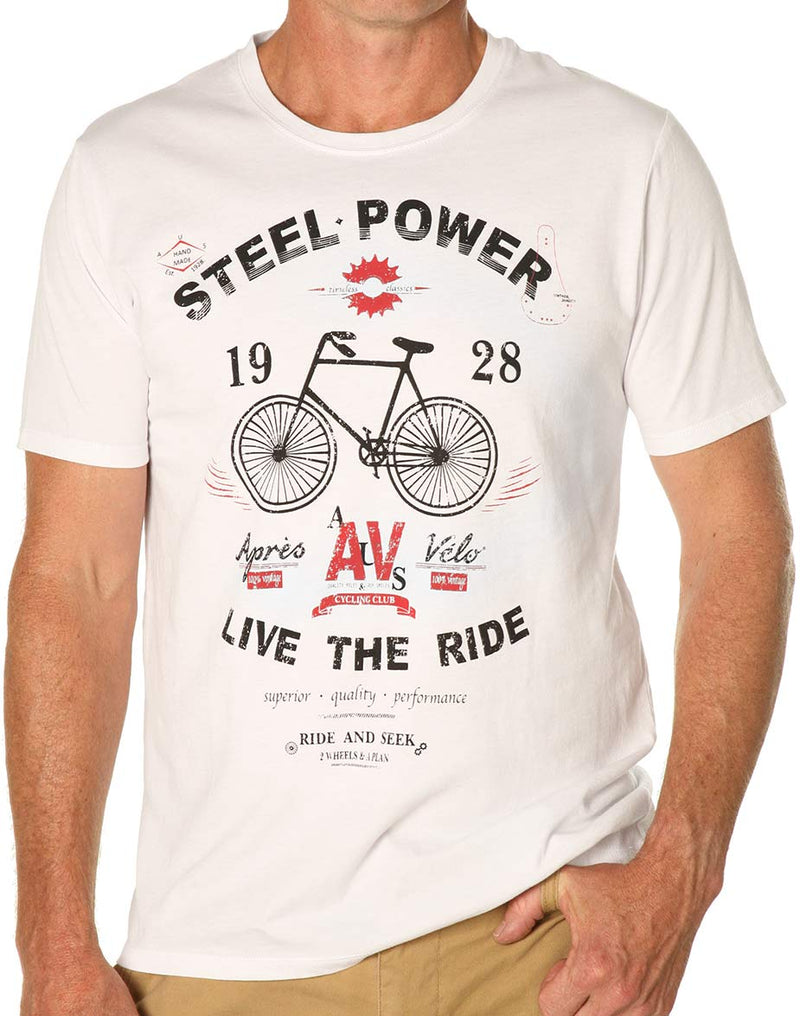 Steel Power T-Shirt