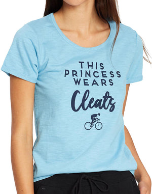 This Princess Wears Cleats T-Shirt