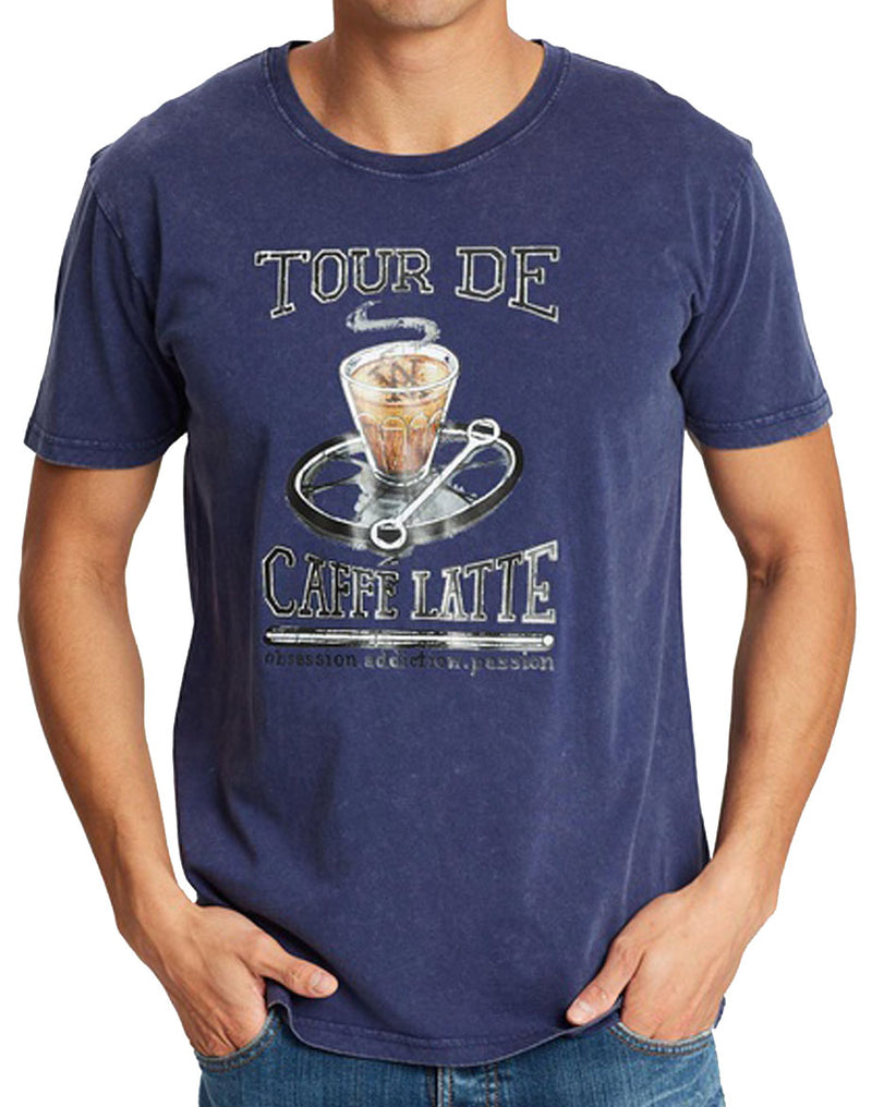 Tour De Caffé Latte T-Shirt
