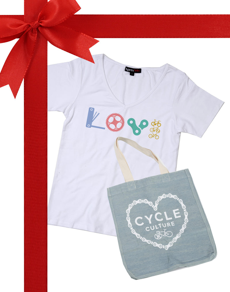 Womens Love Giftwrapped Bundle
