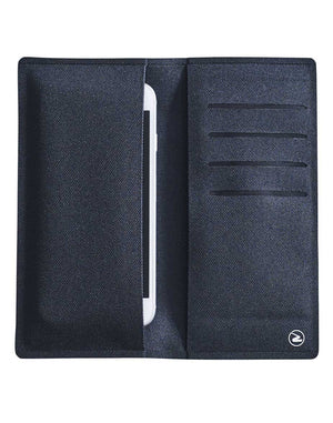 Zilfer Phone Wallet - Black
