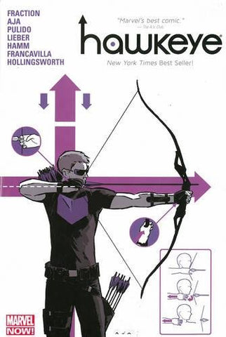 Hawkeye, Vol. 1 by Fraction, Aja, Pulido, Lieber, Hamm, Francavilla