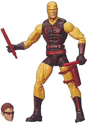 Daredevil in Original Classic Yellow Marvel Legends New 6 inch Action Figure
