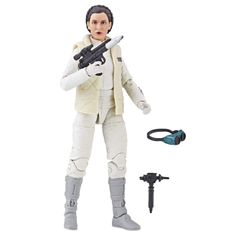 Star Wars Hoth Princess Leia Organa Black Series