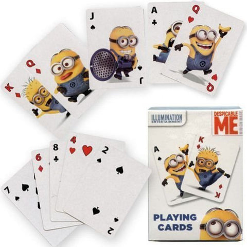 Despicable ME Playing Cards