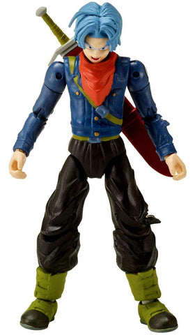 Dragon Ball Stars Future Trunks Action Figure Wave 8
