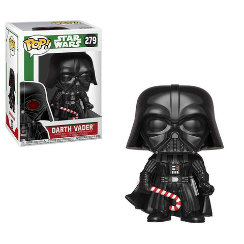 Star Wars Holiday Darth Vader Pop! Vinyl Figure #279