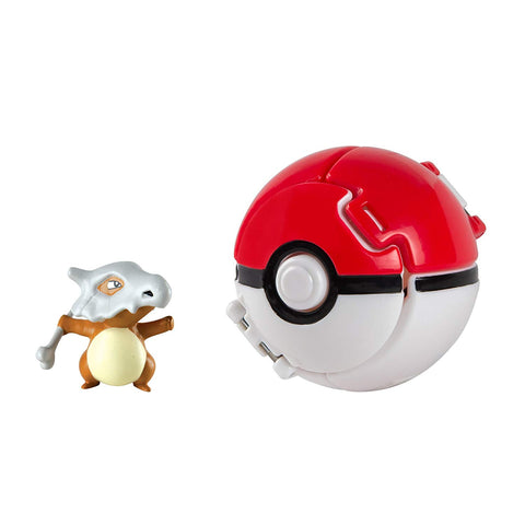 Pokemon Cubone + Poke Ball