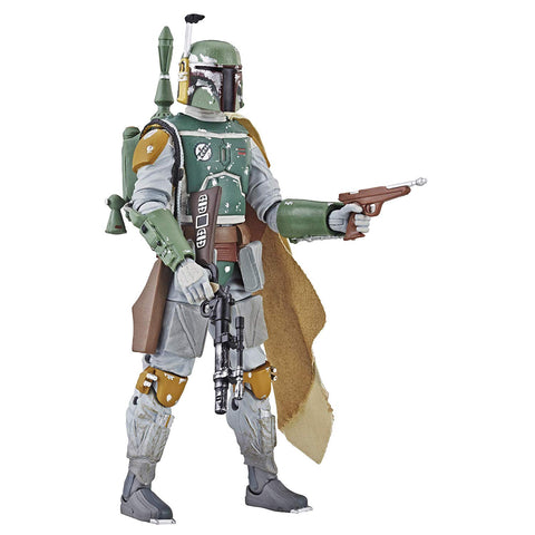 Star Wars Boba Fett The Black Series Archive