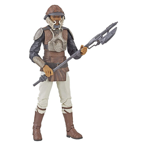 Star Wars Lando Calrissian Skiff Black Series