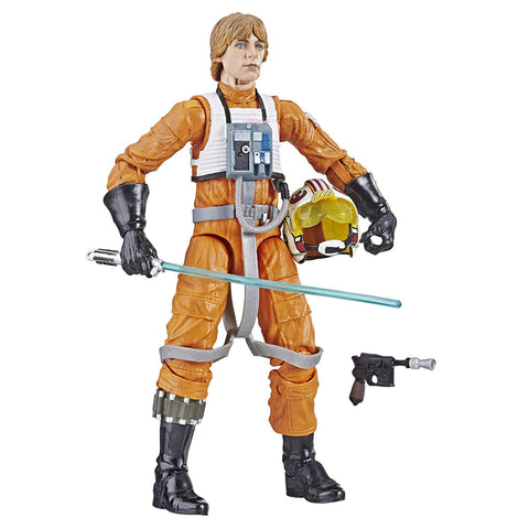 Star Wars Luke Skywalker Pilot The Black Series Archive