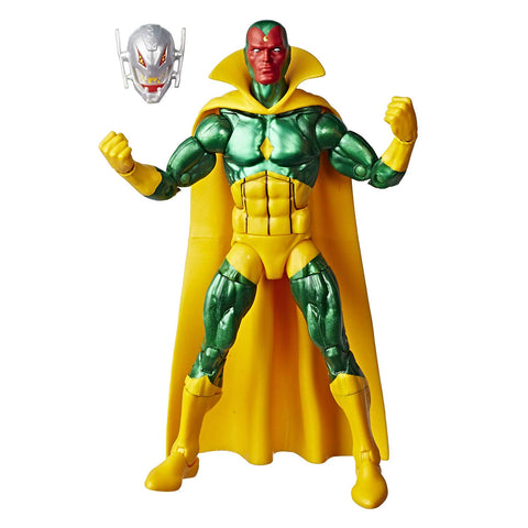 The Vision Marvel Legends Vintage Series New 6-inch Action Figure