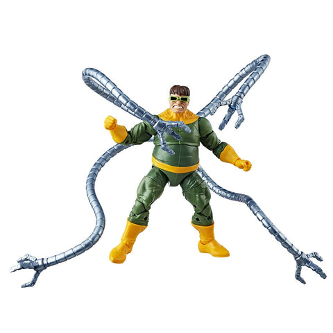 Doc Ock Amazing Spider-man Marvel Legends New 6 inch Action Figure