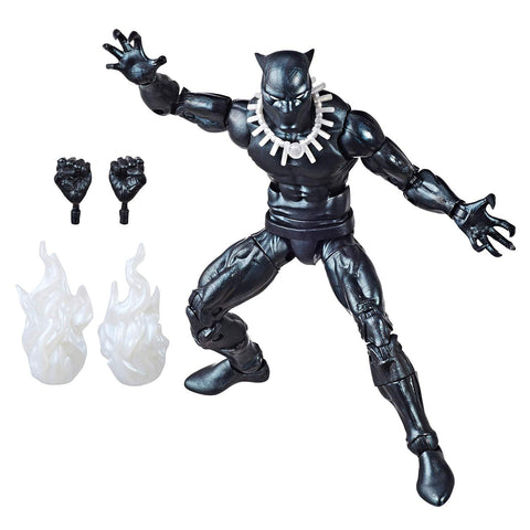 Marvel Legends Black Panther Vintage Series